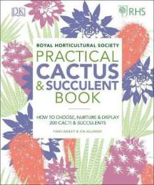 Zia Allaway: RHS Practical Cactus and Succulent Book, Buch