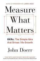John Doerr: Measure What Matters, Buch