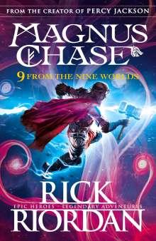 Rick Riordan: 9 From the Nine Worlds, Buch