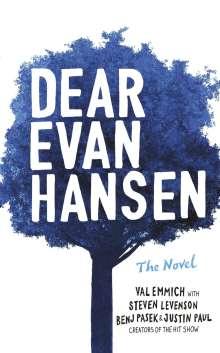 Val Emmich: Dear Evan Hansen, Buch