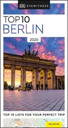 Dk Travel: DK Eyewitness Travel Top 10 Berlin, Buch