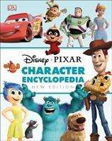 DK: Disney Pixar Character Encyclopedia New Edition, Buch