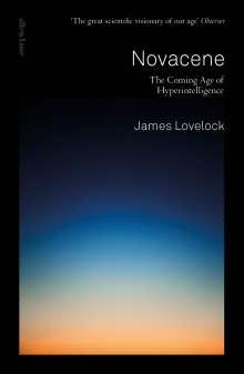 James Lovelock: Novacene, Buch