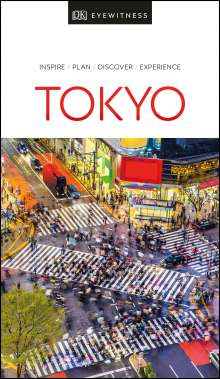Dk Eyewitness: DK Eyewitness Tokyo, Buch