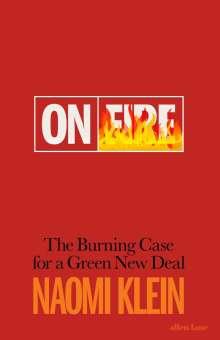 Naomi Klein: On Fire, Buch