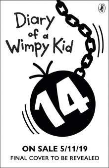Jeff Kinney: Diary of a Wimpy Kid 14. Wrecking Ball, Buch