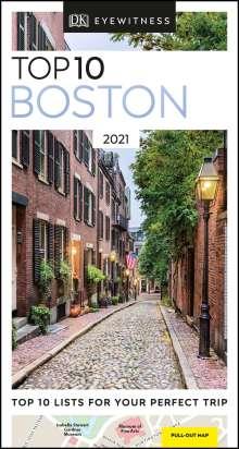 DK Eyewitness: DK Eyewitness Top 10 Boston, Buch