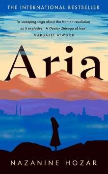 Nazanine Hozar: Aria, Buch