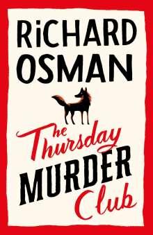 Richard Osman: The Thursday Murder Club, Buch