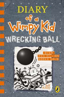 Jeff Kinney: Diary of a Wimpy Kid 14: Wrecking Ball, Buch