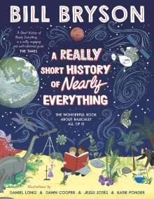 Bill Bryson: A Really Short History of Nearly Everything, Buch