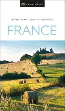 Dk Eyewitness: DK Eyewitness France, Buch