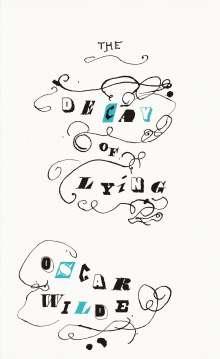 Oscar Wilde: The Decay of Lying, Buch