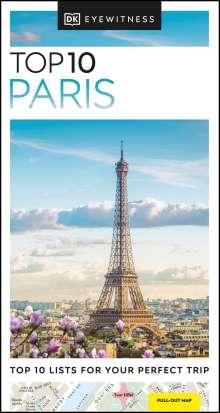 Dk Eyewitness: DK Eyewitness Top 10 Paris, Buch