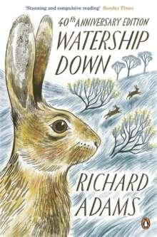 Richard Adams: Watership Down, Buch