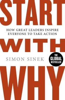 Simon Sinek: Start With Why, Buch
