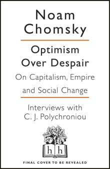 Noam Chomsky: Optimism Over Despair, Buch