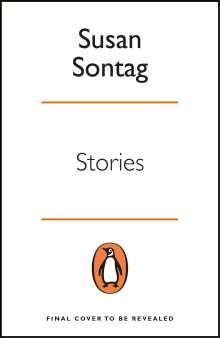 Susan Sontag: Stories, Buch