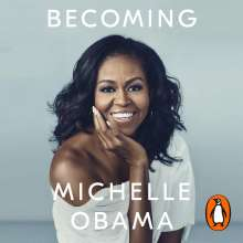 Michelle Obama: Becoming, 13 CDs