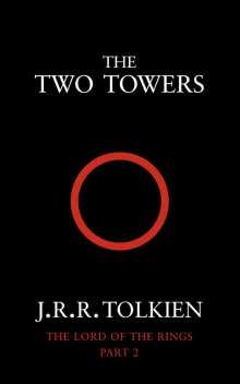 John R. R. Tolkien: The Lord of the Rings 2. The Two Towers, Buch