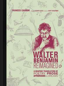 Frances Cannon: Walter Benjamin Reimagined, Buch