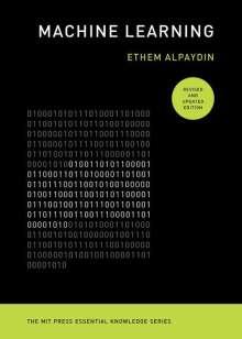 Ethem Alpaydin: Machine Learning, Buch