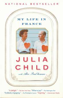 Julia Child: My Life in France, Buch