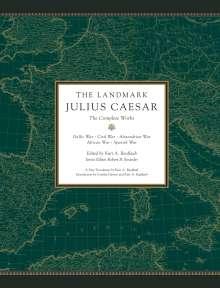 Kurt A. Raaflaub: The Landmark Julius Caesar, Buch
