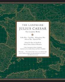 Kurt A. Raaflaub: The Landmark Julius Caesar, Buch