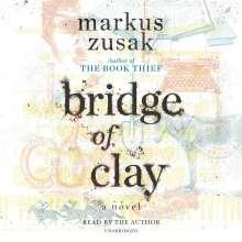 Markus Zusak: Bridge of Clay, 12 CDs