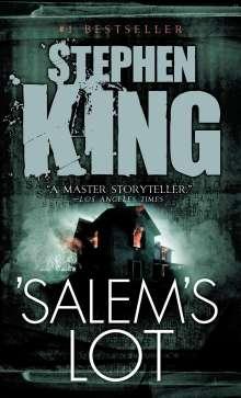 Stephen King: Salem's Lot, Buch
