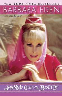 Barbara Eden: Jeannie Out of the Bottle, Buch