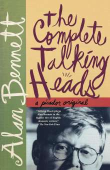 Alan Bennett: The Complete Talking Heads, Buch