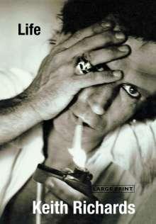 Keith Richards: Life, Buch