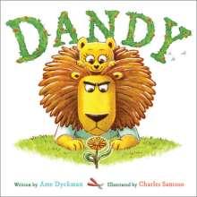 Ame Dyckman: Dandy, Buch