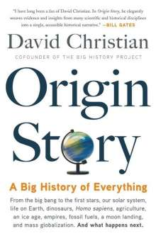 David Christian: Origin Story, Buch