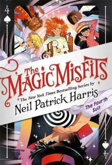 Neil Patrick Harris: The Magic Misfits 05. The Fourth Suit, Buch