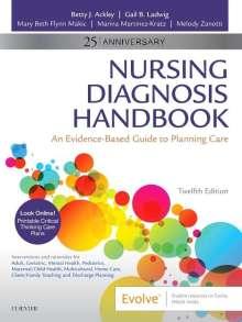 Betty J. Ackley: Nursing Diagnosis Handbook, Buch