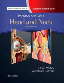 Philip R Chapman: Imaging Anatomy: Head and Neck, Buch