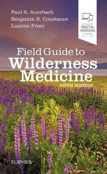 Paul Auerbach: Field Guide to Wilderness Medicine, Buch