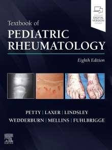 Ross E. Petty: Textbook of Pediatric Rheumatology, Buch