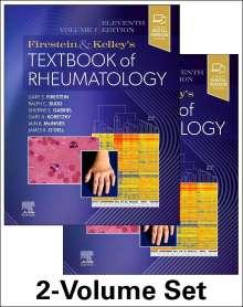 Gary S. Firestein: Textbook of Rheumatology, 2 Bücher