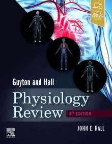 John E. Hall: Guyton & Hall Physiology Review, Buch
