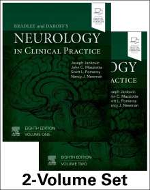 Joseph Jankovic: Bradley and Daroff's Neurology in Clinical Practice, 2-Volume Set, Buch