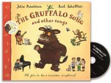 Julia Donaldson: The Gruffalo Song and Other Songs. Book & CD, Buch