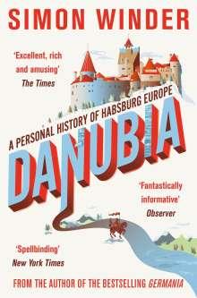 Simon Winder: Danubia, Buch