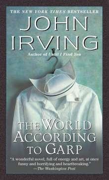John Irving: World according to Garp, Buch