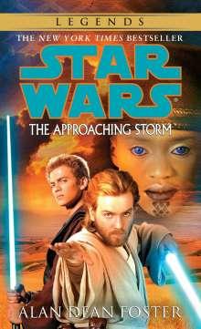 Alan Dean Foster: The Approaching Storm: Star Wars Legends, Buch