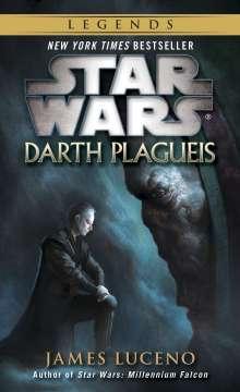 James Luceno: Darth Plagueis: Star Wars Legends, Buch