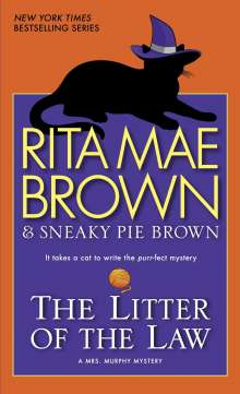 Rita Mae Brown: The Litter of the Law, Buch